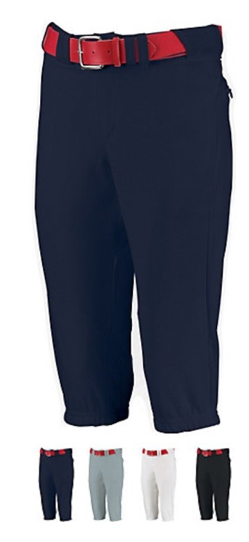Softball Pants by Russell  - Low Rise Diamond Fit Knicker