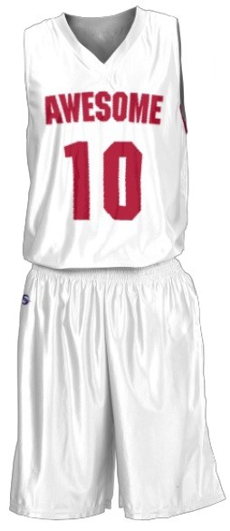 Custom Basketball Uniforms Men/Women (Full Court)