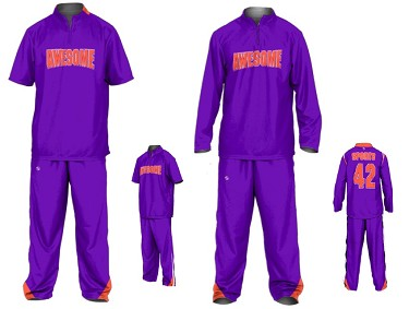 Teamwork Custom Shooter Shirt with Warmup Pant for Men/Women (Vibe)