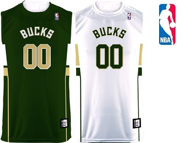 Flash Custom Sleeveless MBA Men/Boy's Tee (Milwaukee Bucks)