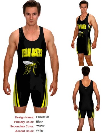Teamwork Custom Wrestling Singlet (Eliminator)