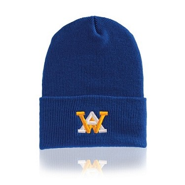 Embroiderd Custom Knit Hat by Twin City