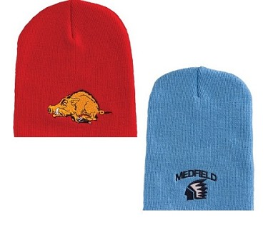 Embroidered Custom Beanies by Twin City