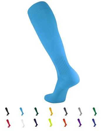 Knee High Heel/Toe Socks by Twin City - Champion
