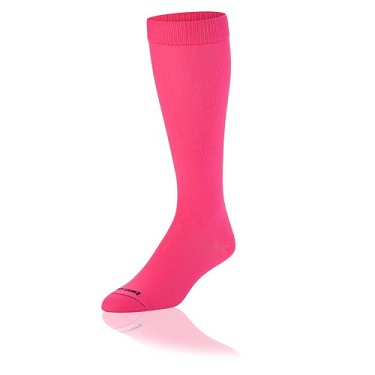 Pink Knee High Socks by Twin City Nylon Neon